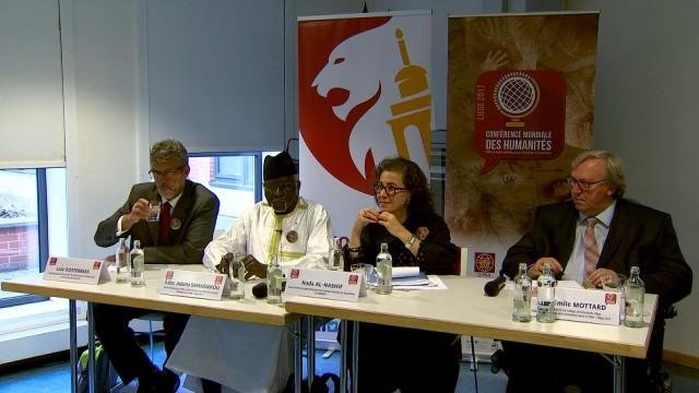 Bilan très positif de la première Conférence mondiale des humanités
