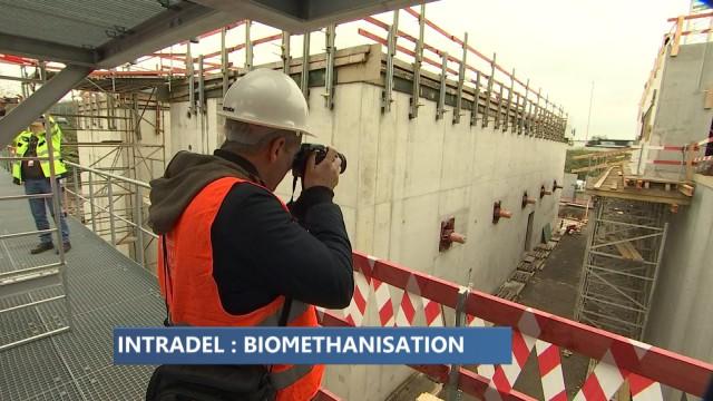 Biométhanisation : 25 ans enfermés, sans oxygène