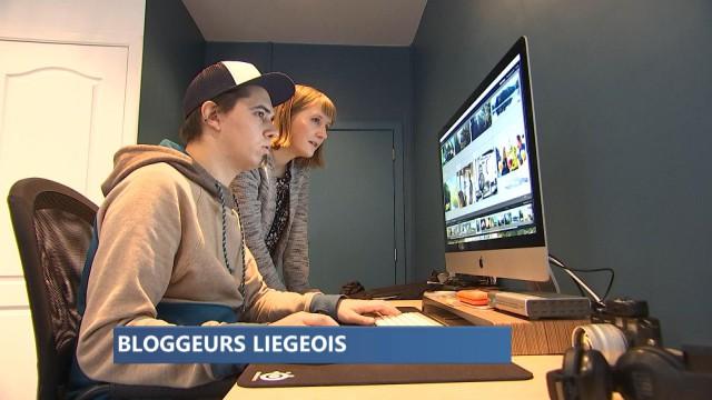 Blogs liégeois : 4 exemples très différents