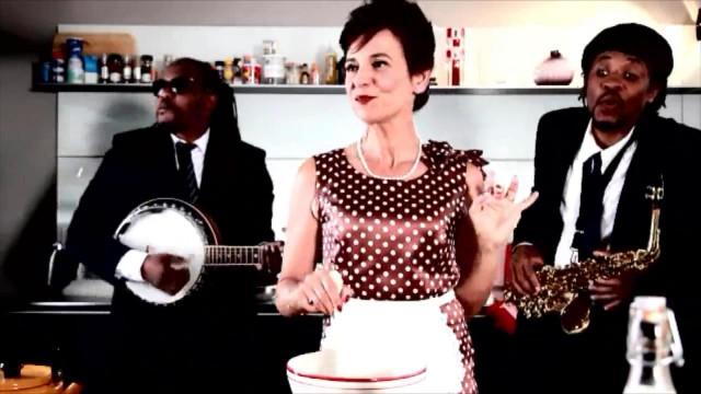 Blues chocolat, le spectacle musico-culinaire de Marie-Christine Maillard