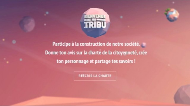 Boncelles : une plateforme web interactive pour le cours de citoyenneté