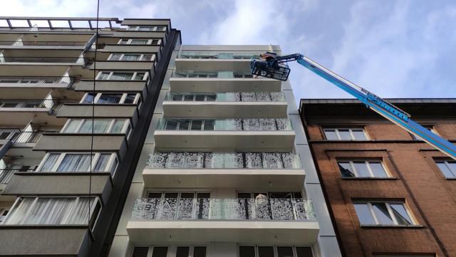 Quand l'art et l'immobilier s'associent à Liège