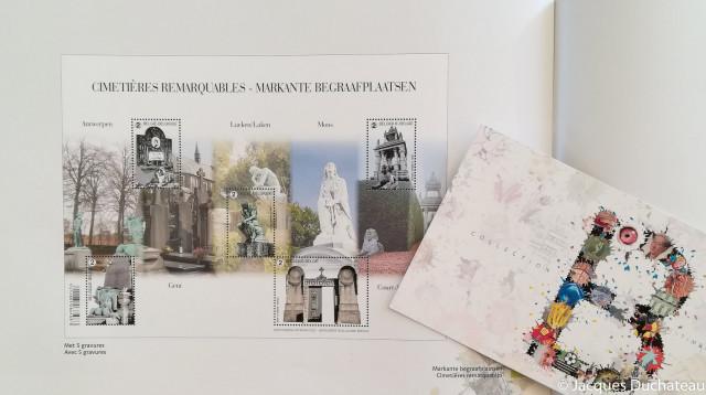 Bpost : des timbres très liégeois en 2020