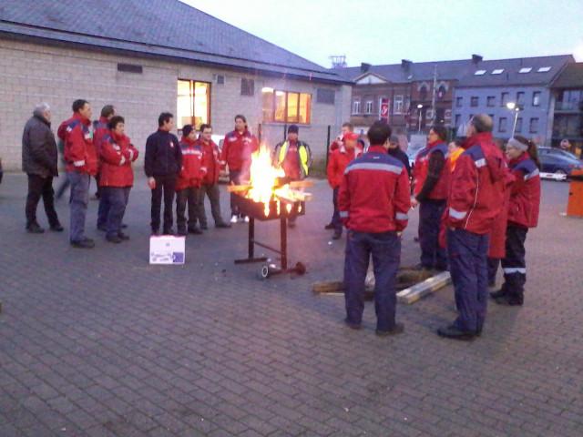 BPost : reprise à Herstal et programme des grèves