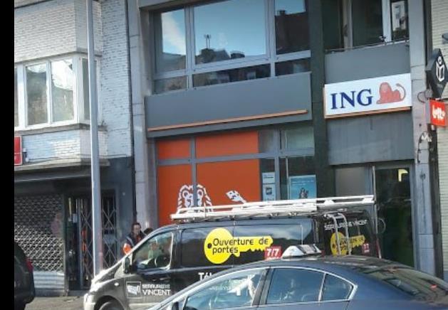 Important déploiement policier après un braquage à Liège