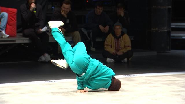 Mondial de break dance: 600 danseurs s'affrontent à Liège