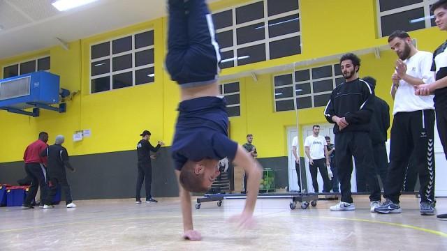 Breakdance : peut-être un Liégeois aux JO de la Jeunesse ?