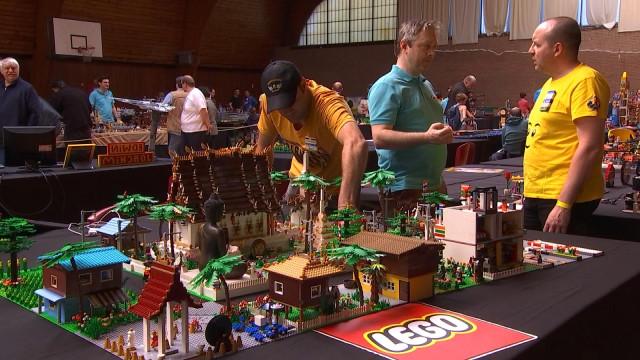 Brick Mania : créer des univers en briques Lego