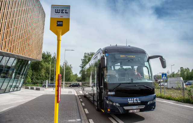 Bus : un ligne rapide W04 Liège - Marche dès le 29 avril