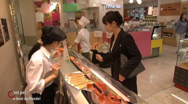 C'est pas le bout du monde: la gastronomie japonaise