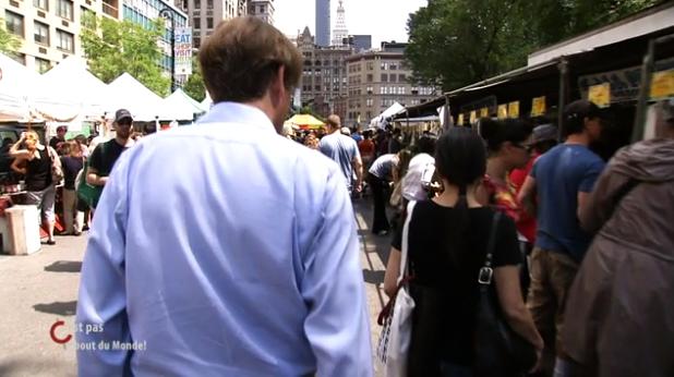 C'est pas le bout du monde : New-York