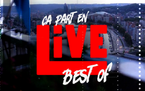 Ca part en Live : Le Best of