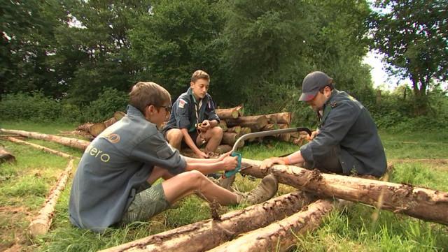 Camps d'été : Scouts... toujours prêts !
