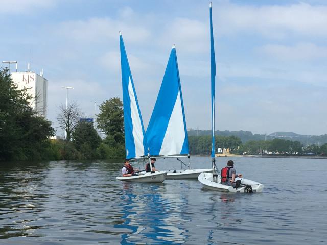 Cap sur la Meuse pour 26 élèves de l'IRHOV