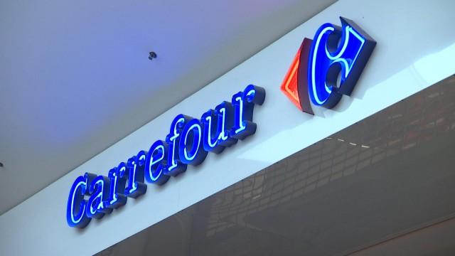 Carrefour de Belle-Ile : deux  jours de grève