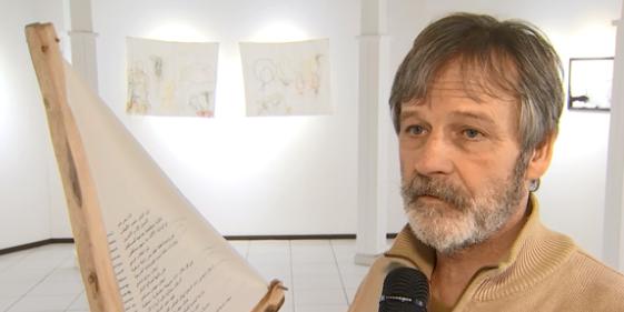 Carte blanche à l'artiste Luc Navet à la galerie de Wégimont
