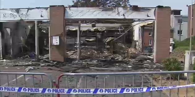 Causes toujours inconnues pour l'important incendie à Fléron