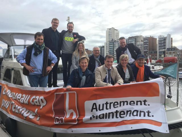 cdH, lancement de campagne à Liège.
