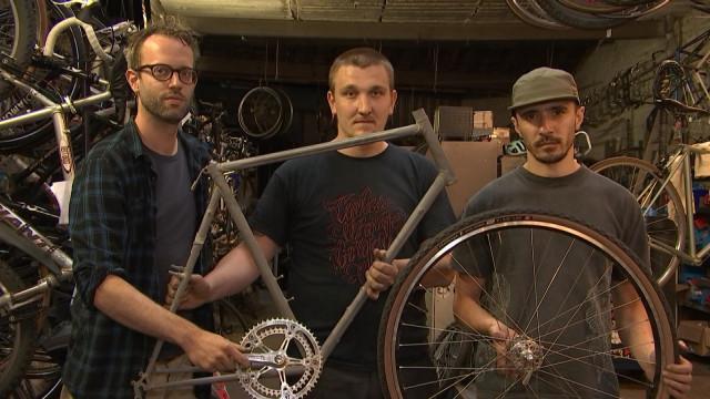 Ce trio crée des vélos qui vous ressemblent