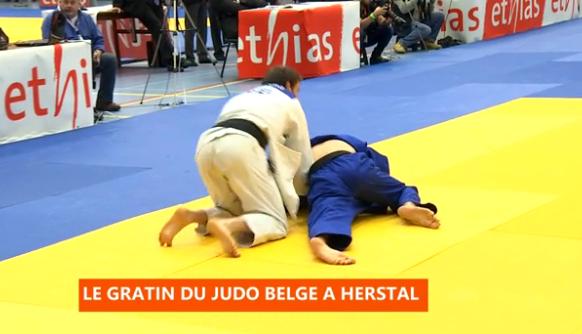 Championnat de Belgique de judo à La Préalle
