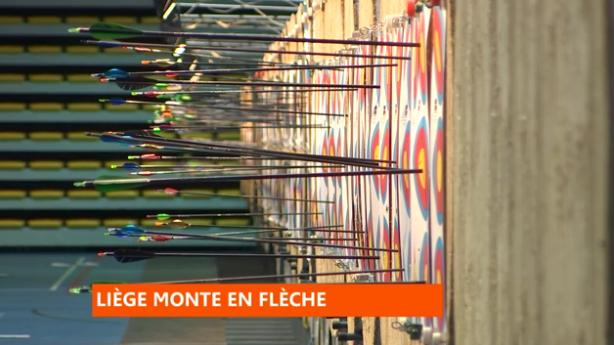 Championnat de Belgique de tir à l'arc à Fléron