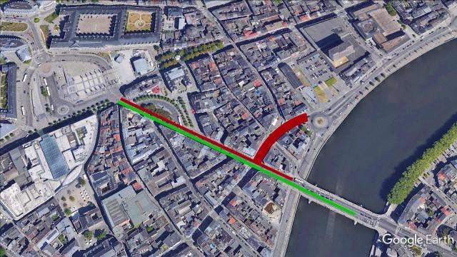 Chantier du tram : des changements pour les liégeois dès le 15 juillet !