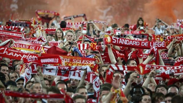 Chants des supporters : le Standard condamné à payer 7000 euros