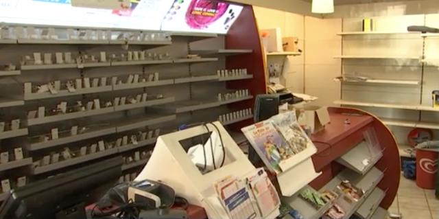 Chaos de la Saint Sylvestre: le libraire de Droixhe jette l'éponge