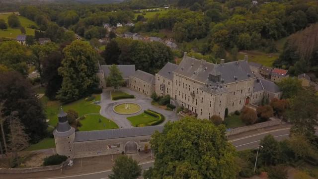 Château de Harzé : à vendre