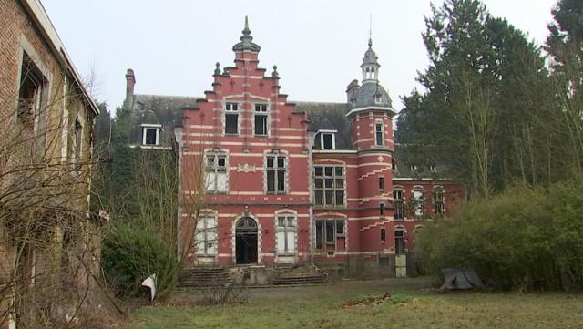 Château de la Motte en Gée : une asbl se mobilise pour sauver la chapelle