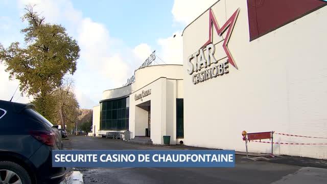 Chaudfontaine : le personnel du casino soucieux pour sa sécurité