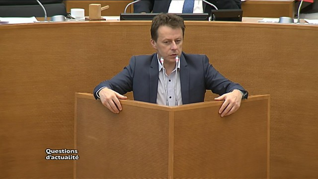 CHB : le Ministre Carlo di Antonio favorable à la liaison autoroutière