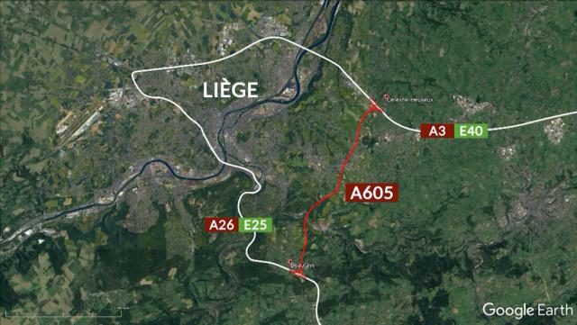 Les opposants au contournement de Liège introduisent une requête en annulation