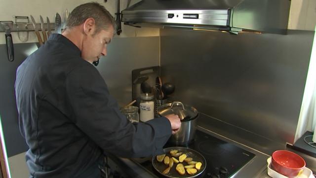 Chef à domicile: la reconversion de Renocooking dans l'emporter