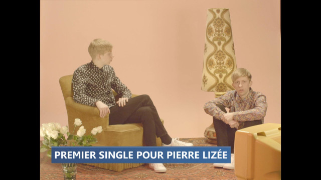 Chemical Love, le premier single de Pierre Lizée