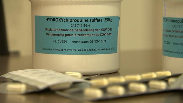 Chloroquine: aucun effets secondaires à la Citadelle de Liège