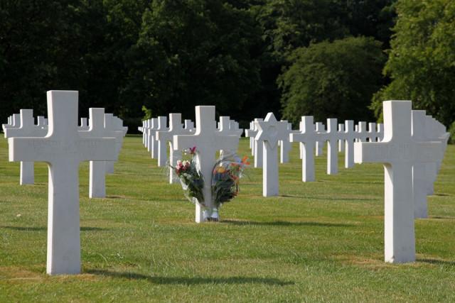 Cimetière américain de Neupré : un soldat identifié