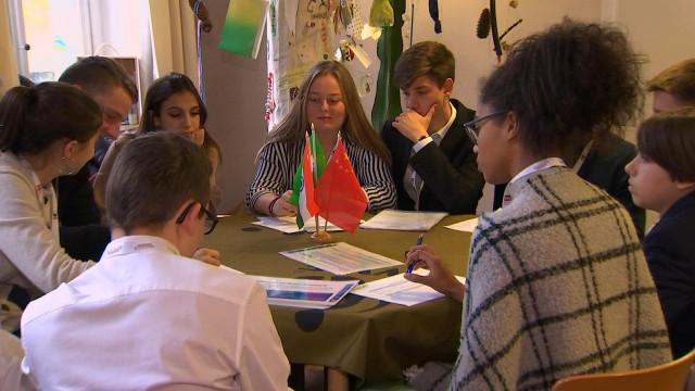 Climate Challenge : des élèves négociateurs d'un jour
