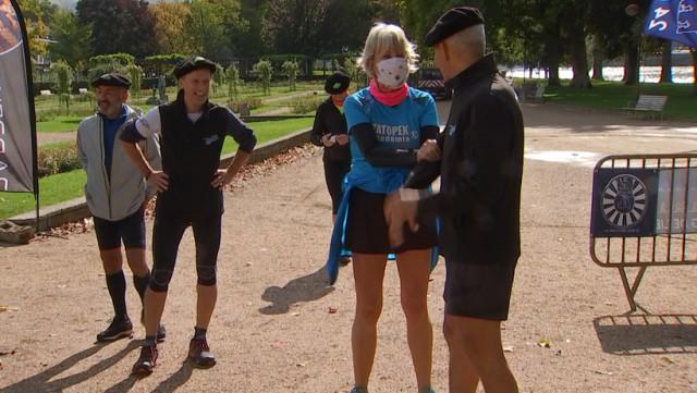 Clôture des 24 jours de jogging Liège