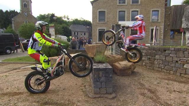 Comblain-au-Pont accueille une manche du championnat du monde de Trial