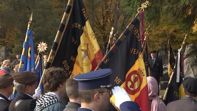 Robermont : commémoration du centenaire de la fin de la Guerre 14-18.