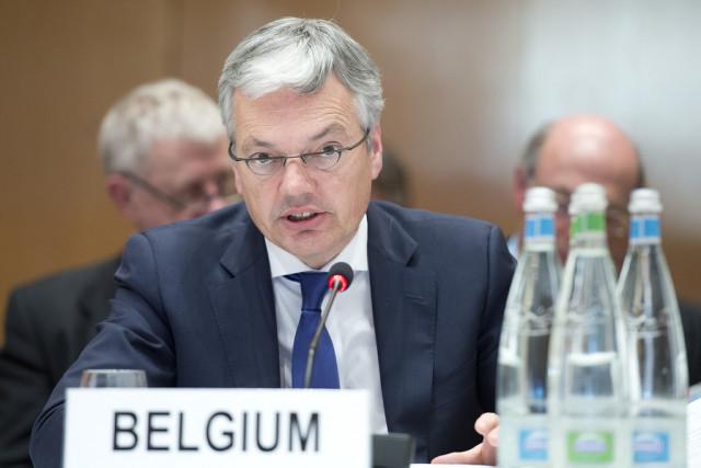 Commission européenne: la Justice confiée au Liégeois Didier Reynders