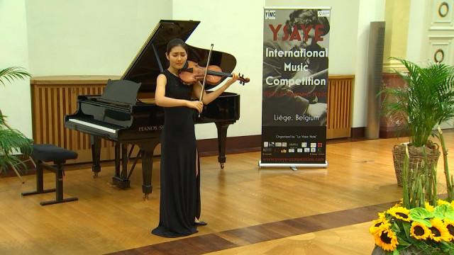 Concours musical Eugène Ysaye: une deuxième édition relevée!