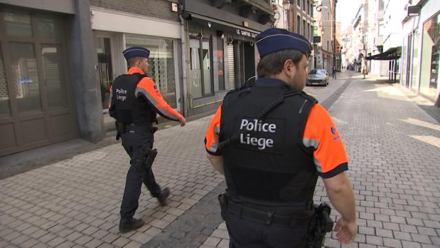 Confinement: la police veille au respect des mesures