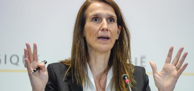Conseil national de sécurité : Sophie Wilmès recommande la prudence