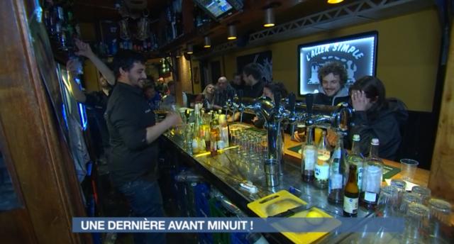 Coronavirus : la fête à Liège avant la fermeture des bars et des restos