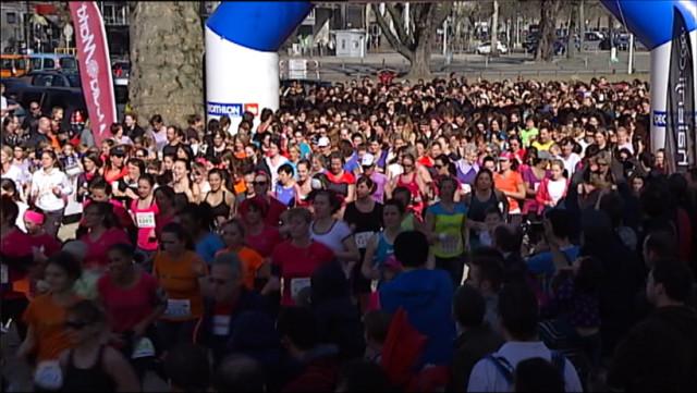 Coronavirus : pas d'annulation pour le jogging La Liégeoise !