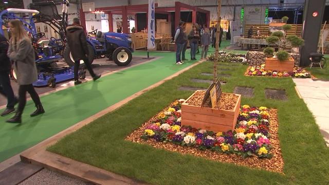 """Coronmeuse : """"Jardin Expo"""""""