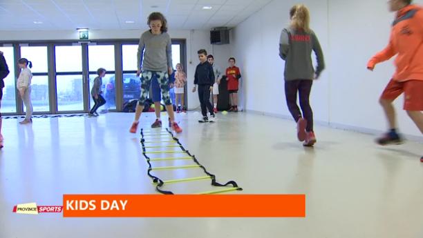 Coupe Davis : Kids Day