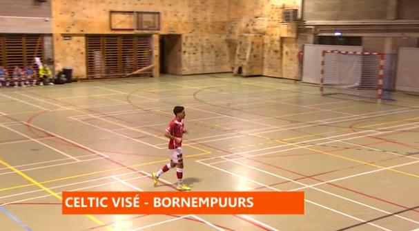 Coupe de Belgique de futsal : Celtic - Bornem Puurs